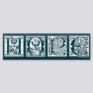 Hope Sticker (Bumper)