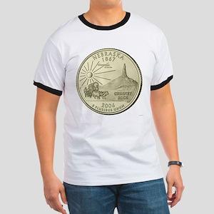 Nebraska Quarter 2006 Basic T-Shirt
