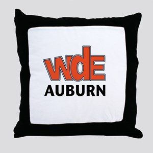 WdE Throw Pillow
