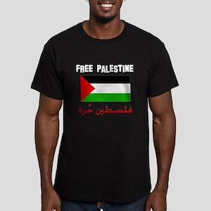 freepalestine-black T-Shirt