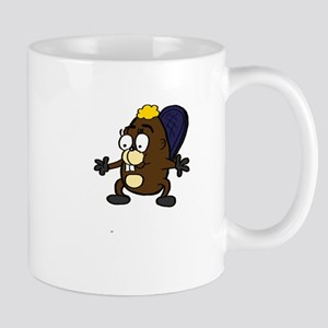 Nice Beaver and Friends Mug