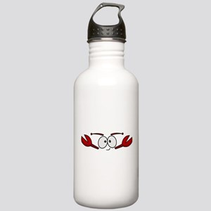 Lobster Face Stainless Water Bottle 1.0L