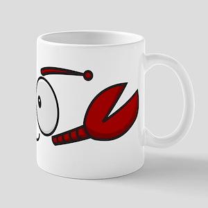 Lobster Face Mug