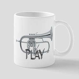 PLAY- FLUGELHORN copy Mug