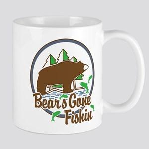 Bear's Gone Fishn' Mug