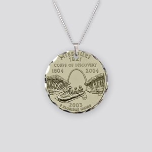Missouri Quarter 2003 Basic Necklace