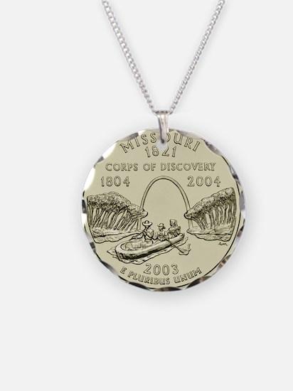 Missouri Quarter 2003 Basic Necklace
