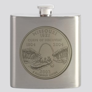 Missouri Quarter 2003 Basic Flask