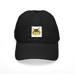 I LOVE MY CAT Black Cap