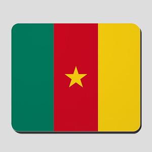Flag of Cameroon Mousepad