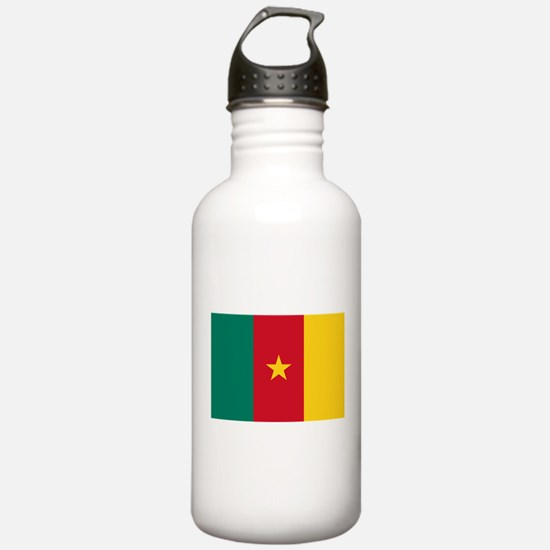 Flag of Cameroon Water Bottle