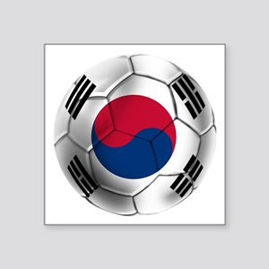 Korea Football Sticker