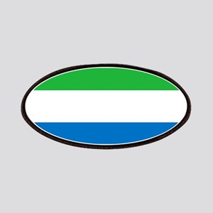 Flag of Sierre Leone Patches