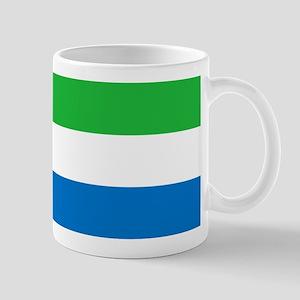 Flag of Sierre Leone Mug