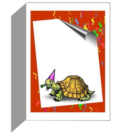 Turtle Birthday Cards Pk Of 10 By Theturtlebox