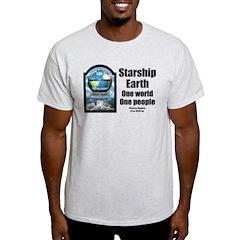 Starship Earth T-Shirt