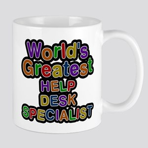 Worlds Greatest HELP DESK SPECIALIST Mugs