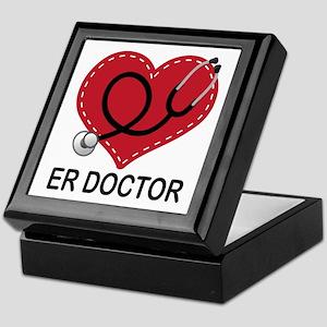 ER Doctor Keepsake Box