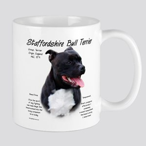 Staffordshire Bull Terrier 11 oz Ceramic Mug