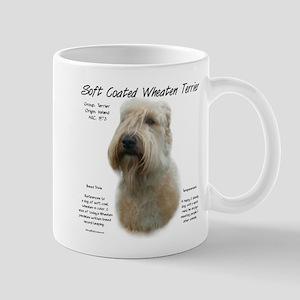 Soft Coated Wheaten Terrier 11 oz Ceramic Mug