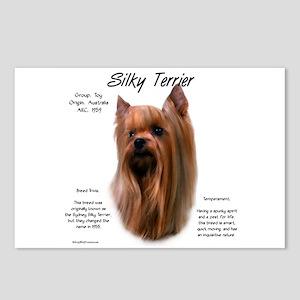 Silky Terrier Postcards (Package of 8)
