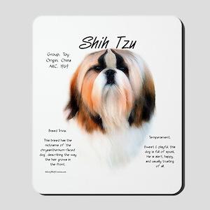 Shih Tzu Mousepad