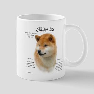 Shiba Inu 11 oz Ceramic Mug