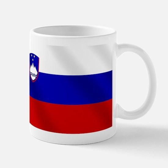 Flag of Slovenia Mug