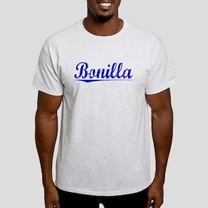 Bonilla, Blue, Aged Light T-Shirt