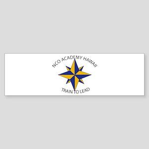 NCO Academy Sticker (Bumper)