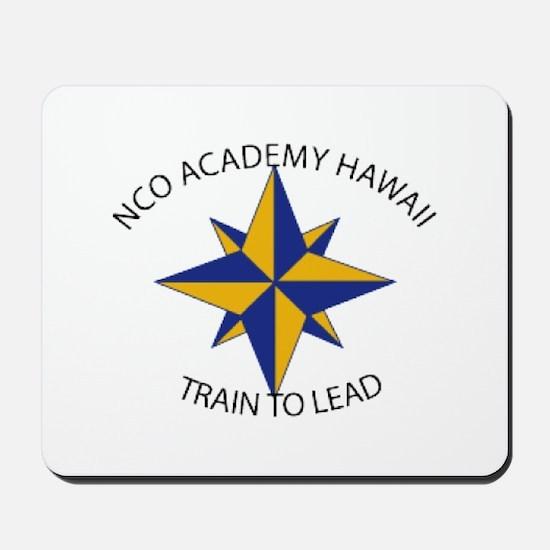NCO Academy Mousepad
