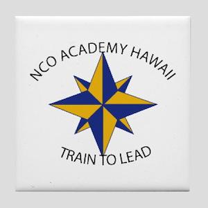 NCO Academy Tile Coaster