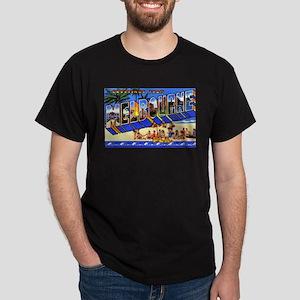Melbourne Florida Greetings Dark T-Shirt