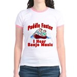 Paddle Faster Jr. Ringer T-Shirt