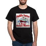 Paddle Faster Dark T-Shirt