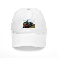 Railway train Photography. Vintage steam engine. C