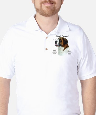 Saint Bernard (Rough) T-Shirt