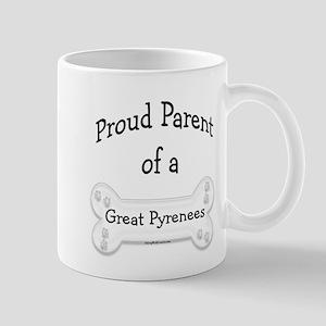 Proud Parent of a Great Pyrenees Mug