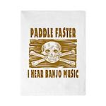 Paddle Faster Hear Banjos Twin Duvet