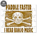 Paddle Faster Hear Banjos Puzzle