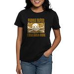 Paddle Faster Hear Banjos Women's Dark T-Shirt