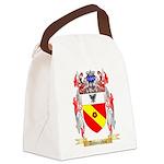 Antoniades Canvas Lunch Bag