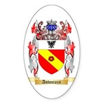 Antoniazzi Sticker (Oval)