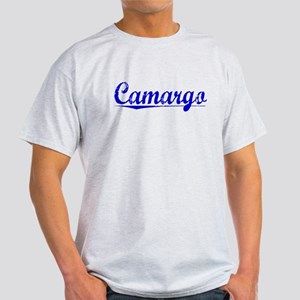Camargo, Blue, Aged Light T-Shirt