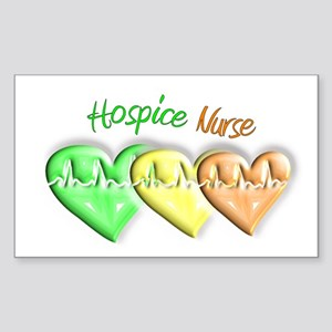 Hospice II Sticker