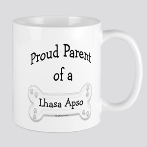 Proud Parent of a Lhasa Apso Mug