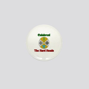 Calabresi The Hard Heads Mini Button
