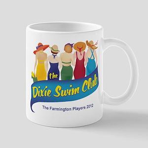 Dixie Swim Club Logo Mug