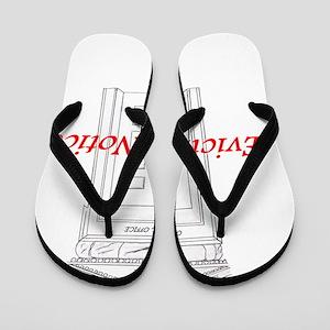 EVICTION NOTICE Flip Flops