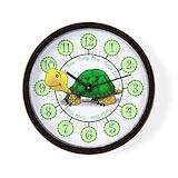 Turtle Wall Clocks